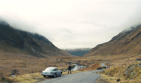 Back in time, Skyfall (2012)