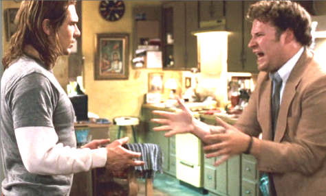 Pineapple express (2008), Seth Rogen, James Franco
