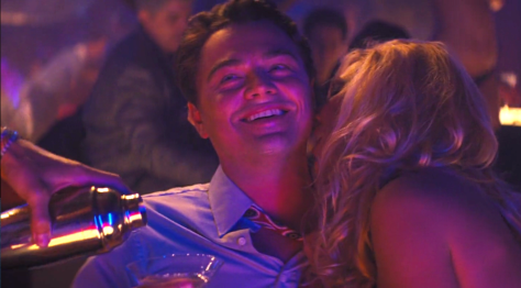 THE WOLF OF WALL STREET (2013), Leonardo DiCaprio