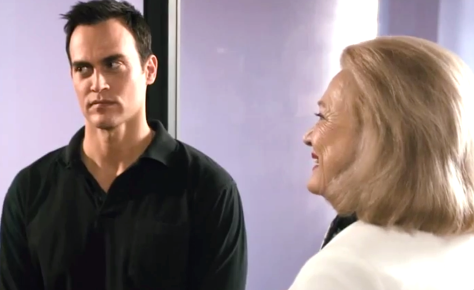 Six Dance lessons In Six Weeks (2014), Gena Rowlands, Cheyenne Jackson