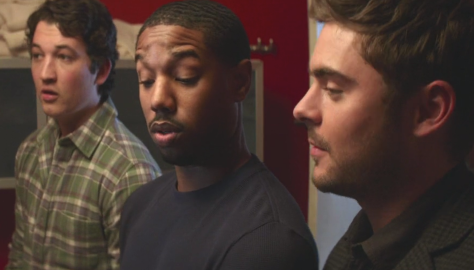 That Awkward Moment (2014), Zac efron, Michael B. Jordan, Miles Teller