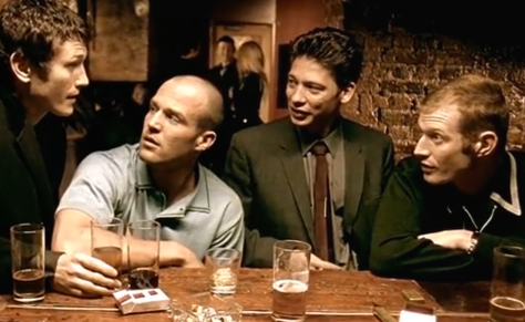Lock Stock And Two Smoking Barrels (1998), Nick Moran, Jason Statham, Dexter Fletcher, Jason Flemyng