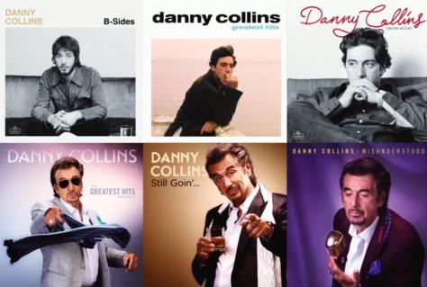 Danny Collins (2014), Al Pacino