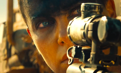 Mad Max - Fury Road (2015), Charlize Theron