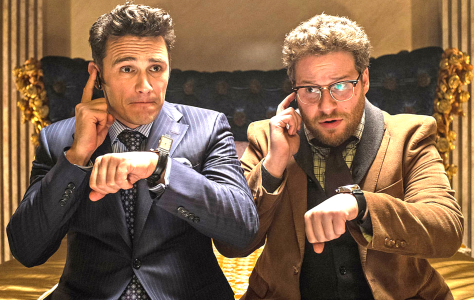 The Interview (2014) Seth Rogen, James Franco