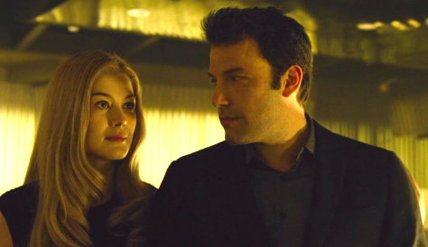 Gone Girl (2014), Ben Affleck, Rosamund Pike