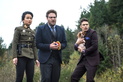The Interview (2014), Seth Rogen, James Franco, Diana Bang