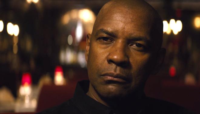 The Equaliser (2014), Denzel Washington