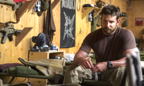 American Sniper (2014), Bradley Cooper