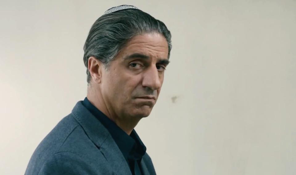 Gett: The Trial of Viviane Amsalem, Simon Abkarian