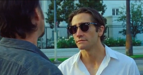 Nightcrawler (2014), Jake Gyllenhaal, Bill Paxton