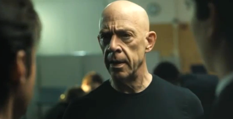 Whiplash (2014), J.K. Simmons