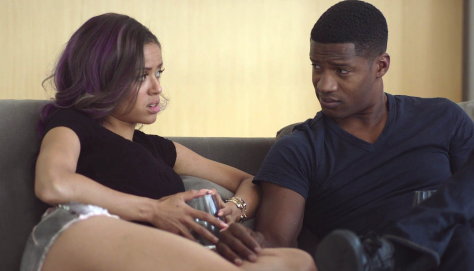 Beyond The Lights (2014), Gugu Mbartha-Raw, Nate Parker