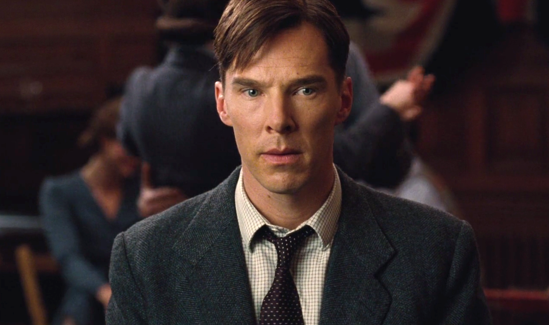 The Imitation Game 2014 Alan Turing Benedict Cumberbatch 2 British Greats The Movie My Life