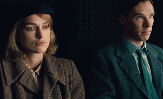 The Imitation Game (2014), Benedict Cumberbatch, Keira Knightley