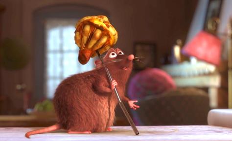 Ratatouille (2007, Peter Sohn, Emile