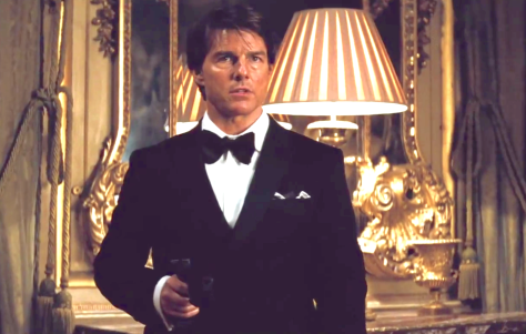 Mission: Impossible 5 (2015), Tom Cruise