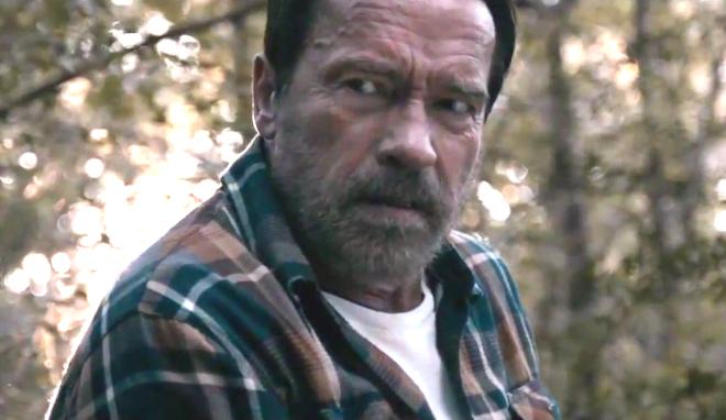 Maggie (2015), Arnold Schwarzenegger