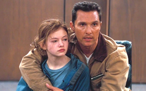 Interstellar (2014) Matthew McConaughey, Mackenzie Foy