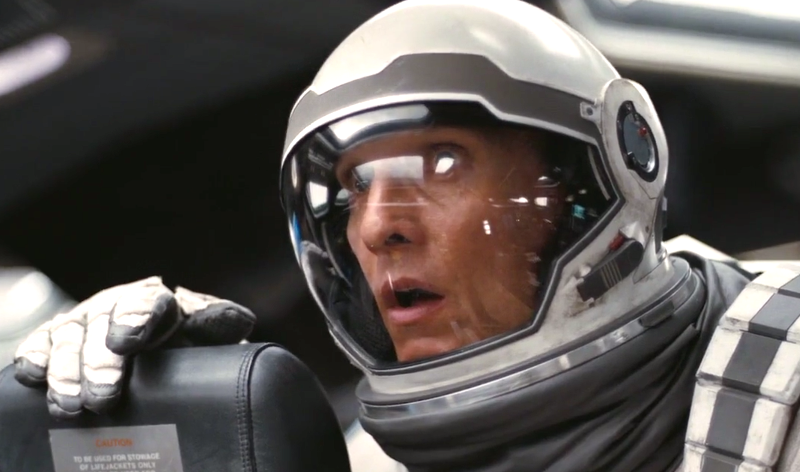 INTERSTELLAR (2014): As Expected, Christopher Nolan Did It ...