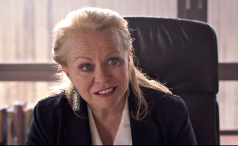 The Voices (2014): Jacki Weaver