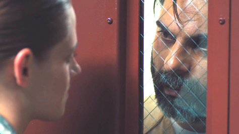 Camp X-Ray (2014), Kristen Stewart, Peyman Moaardi