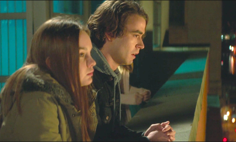 If I Stay (2014), Jamie Blackley, Liana Liberato