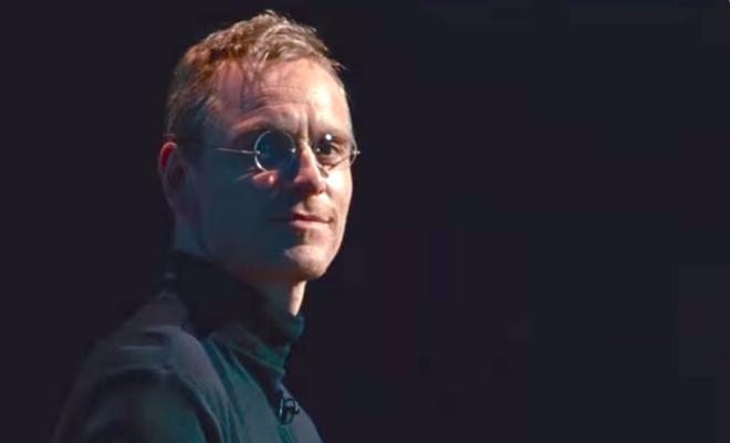 Steve Jobs (2015), Michael Fassbender