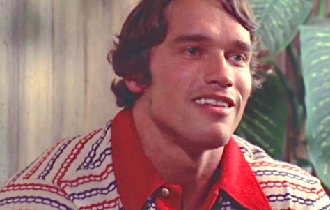 Pumping Iron (1977), Arnold Schwarzenegger