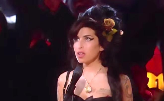 Amy (2015), Amy Winehouse