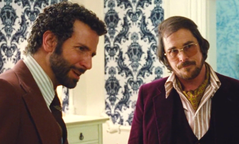 American Hustle (2013), Bradley Cooper, Christian Bale