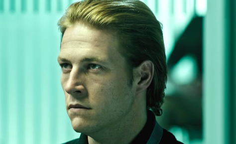 Point Break (2015) Luke Bracey