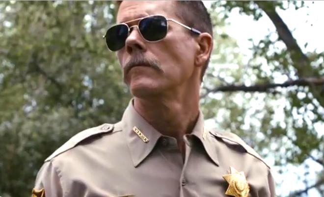 Cop Car (2015), Kevin Bacon