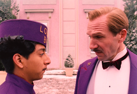 The Grand Budapest Hotel (2014), Tony Revolori, Ralph Feinnes