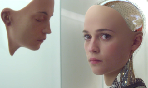 Ex Machina (2015), Alicia Vikander