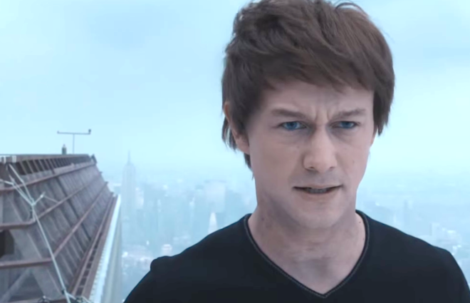 THE WALK (2015), Joseph Gordon-Levitt