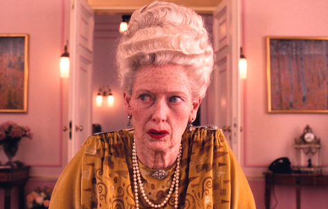 The Grand Budapest Hotel (2014), Tilda Swinton