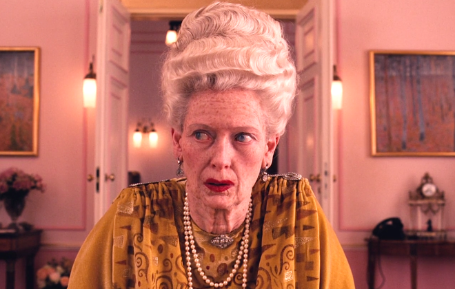 The Grand Budapest Hotel (2014), Tilda Swinton