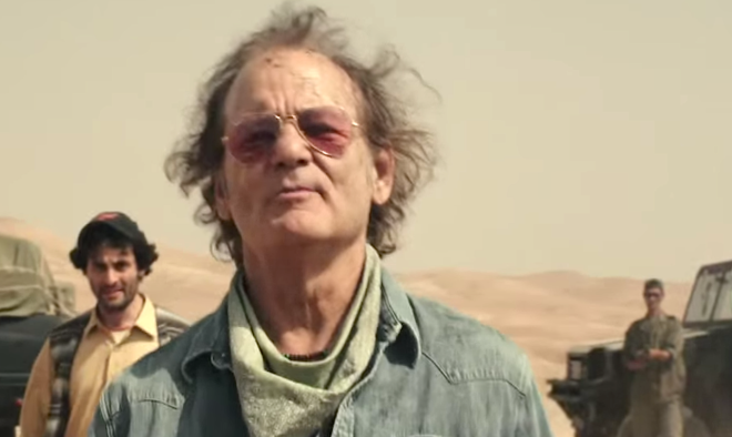 Rock The Kasbah (2015), Bill Murray