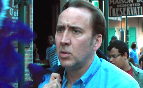 The Runner (2015), Nicolas Cage