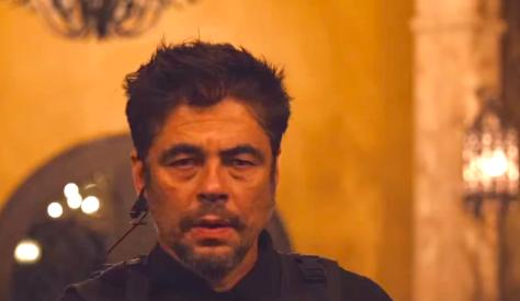 Sicario (2015), Benicio Del Toro