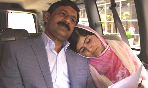 He Named Me Malala (2015), Malala Yousafzai