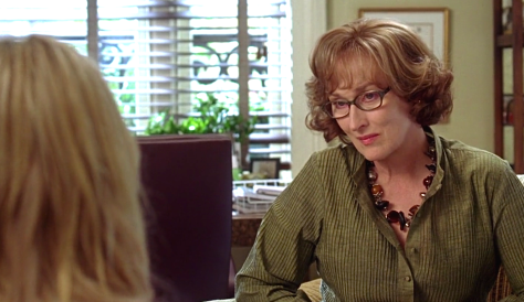 Prime (2015), Uma Thurman, Meryl Streep