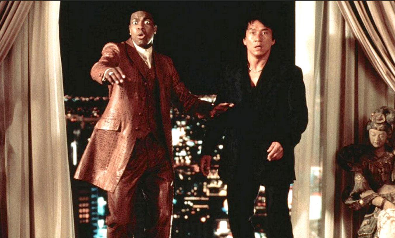 Rush Hour 2 2001 A Favourite Comedy Film Excellent Karaoke Scene The Movie My Life