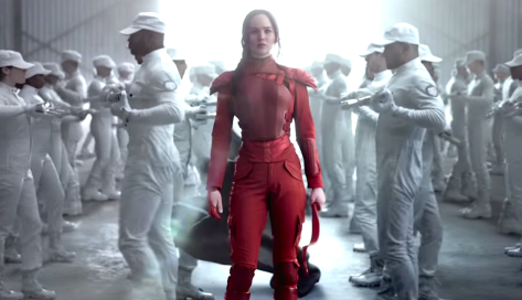 The Hunger Games: Mockingjay Part 2 (2015), Jennifer Lawrence