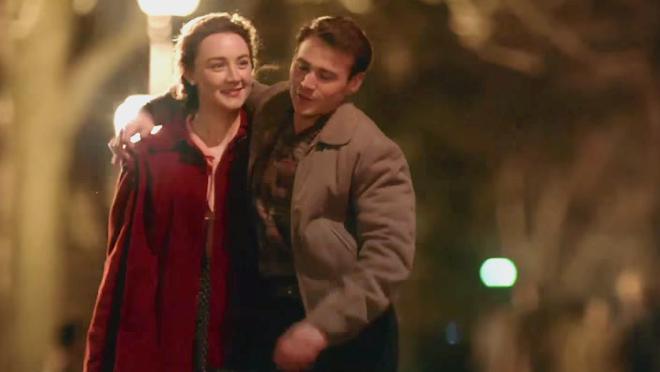 Brooklyn (2015), Saoirse Ronan, Michael Zegan