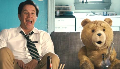 Ted (2012), Mark Wahlberg, Seth MacFarlane