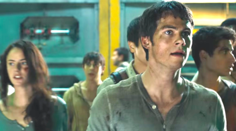 Maze Runner - The Scorch Trials (2015), Kaya Scodelario, Dylan O'Brien