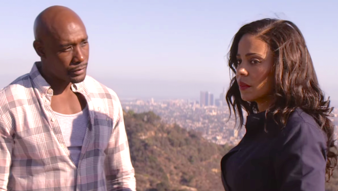 The perfect Guy (2015), Morris Chestnut, Sanaa Lathaan,