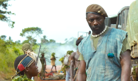 Beasts of No Nation (2015), Abraham Attah, Idris Elba